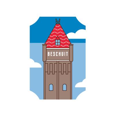 rickybooms-illustraties-Beschuit-lineart-nieuw